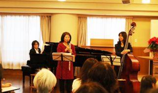 ☆12月4日(水)クリスマスコンサートを開催しました!☆