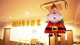 ☆12月7日(土)こどもクリスマス会を開催しました!☆